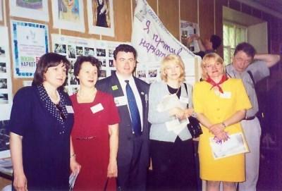 Участники Гражданского Форума 2002