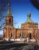Константино-Еленинская церковь