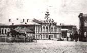 Покровская церковь в Новочеркасском духовном училище.