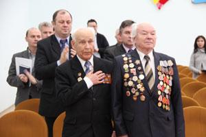 Иван Георгиевич Скоморохов и Павел Тимофеевич Безуглов