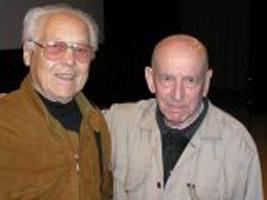 Фото автора   Два друга Исаак и Илюша: одесситы, художники, ветераны Второй Мировой