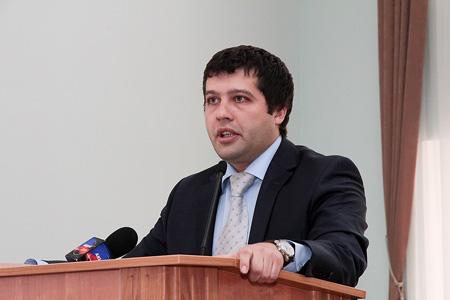Андрей Золоторенко - руководитель правового отдела горДумы